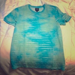 Distressed tee from Guess